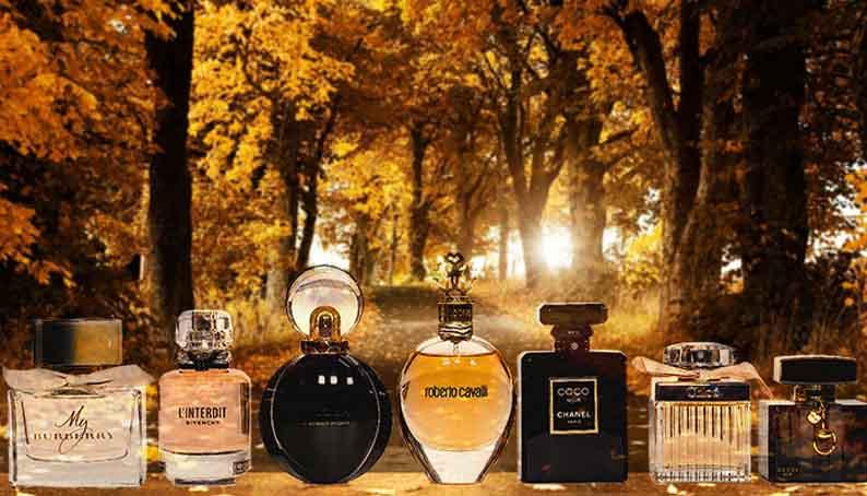 Парфюм: осень приносит свои модные ароматы